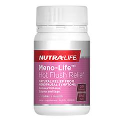 NUTRA-LIFE Meno-Life Hot Flush Formula 30s