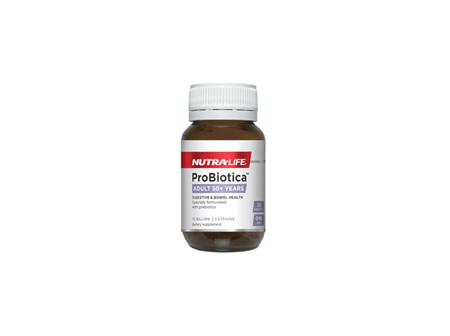 Nutra-Life Probiotica 50+ Years 30 Capsules