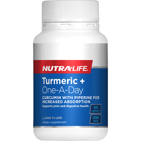 NUTRA-LIFE Turmeric 3000mg 60caps