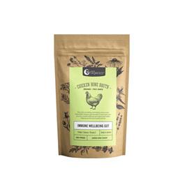 Nutra Organics Chicken Bone Broth Garden Herb