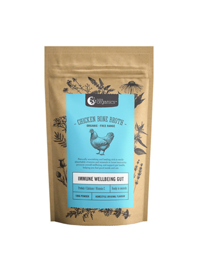 Nutra Organics Chicken Bone Broth Original