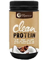Nutra Organics Clean Protein Coconut Choc 500gm