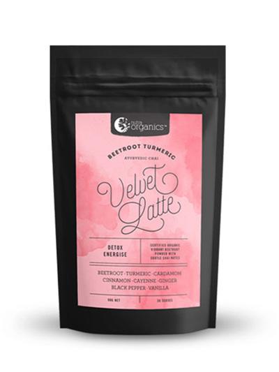 Nutra Organics Latte Velvet 90g