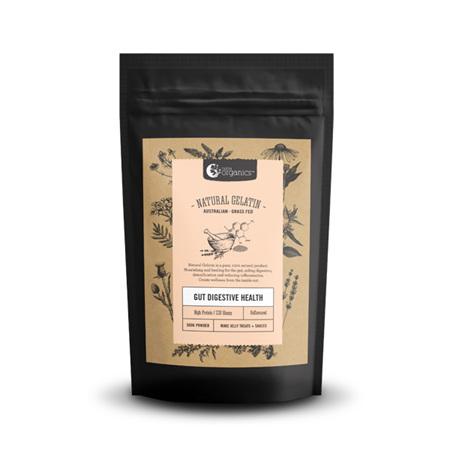 Nutra Organics Natural Gelatine 500g