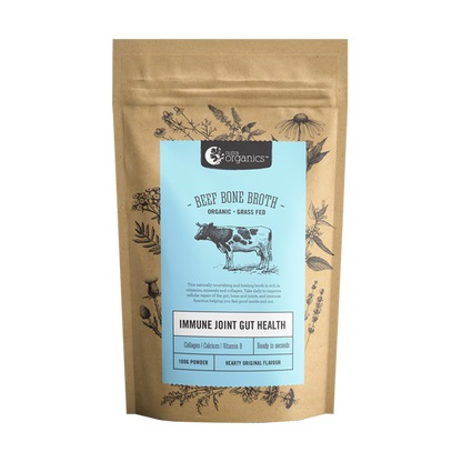 Nutra Organics Organic Beef Bone Broth - 2 Sizes