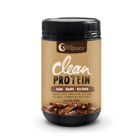 Nutra Organics Organic Clean Protein Cacao Choc 500g