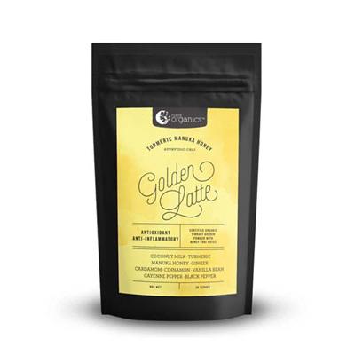 Nutra Organics Organic Latte Golden 90g