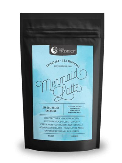 Nutra Organics Organic Latte Mermaid 90g