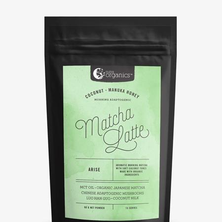 Nutra Organics Organic Latte Range