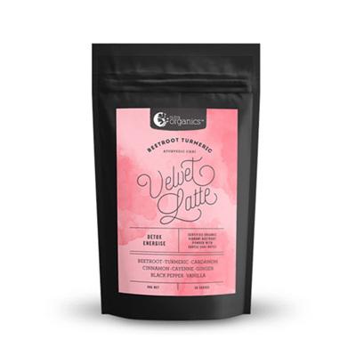 Nutra Organics Organic Latte Velvet 90g
