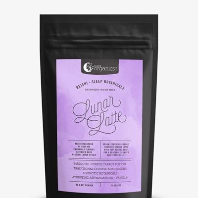 Nutra Organics Organic Lunar Latte