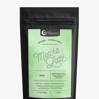 Nutra Organics Organic Matcha Latte