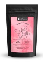 Nutra Organics Velvet Latte 90gm