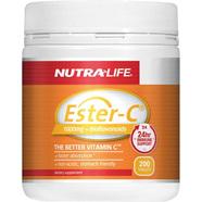 NutraLife EsterC 1000mg  Bioflavonoid Tablets 200s