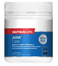 Nutralife Joint Care 200 capsules