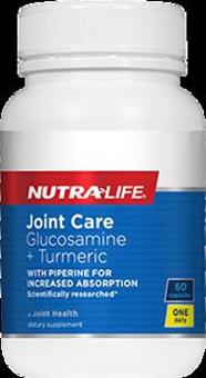 Nutralife Joint Care Glucosamine  Turmeric