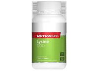 Nutralife Lysine 1200  60 tablets