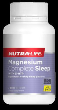 Nutralife Magnesium Complete Sleep 50 capsules