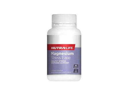 Nutralife Magnesium Stress Ease 60Cap