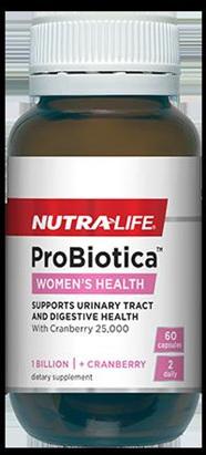 Nutralife Probiotica Women's Health  60 capsules