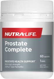 Nutralife Prostate Complete - 60 capsules
