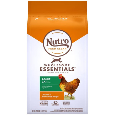Nutro Cat Adult Hairball Control