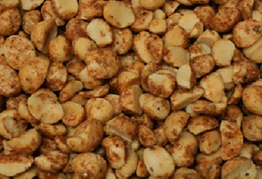 nuts roasted with spices