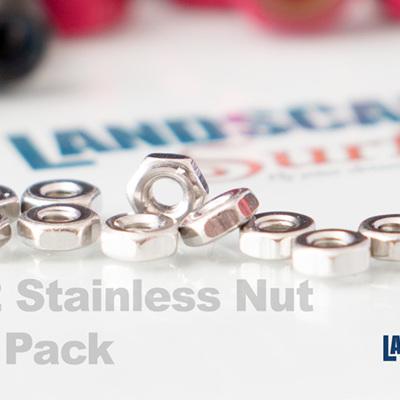 Nuts - Screws- Standoffs - Spacers - Isolation - Tilts - LEDs