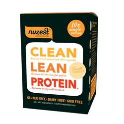 Nuzest Clean Lean Protein 10 x 20gm - Choose from 6 flavours