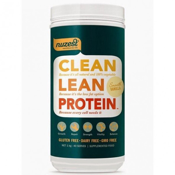 Nuzest Clean Lean Protein 1kg tub