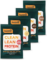 Nuzest Clean Lean Protein Individual Sachets
