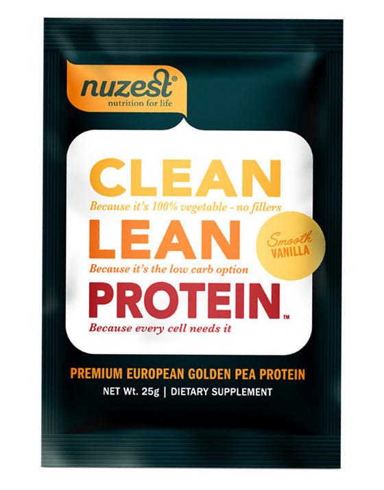 NuZest Clean Lean Protein Sachets 25g
