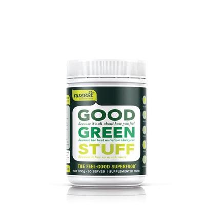 NuZest Good Green Stuff 120g jar