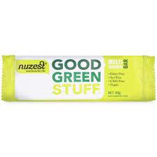 Nuzest Good Green Stuff Vitamin Bar