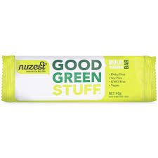 Nuzest Good Green Stuff Vitamin Bar