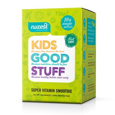 Nuzest Kids Stuff Individual Sachets 15gm