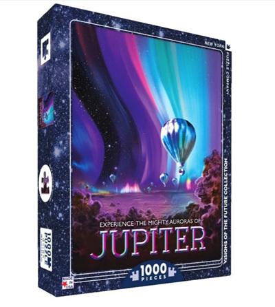 New York Puzzle Company 1000 Piece Jigsaw Puzzle: Jupiter