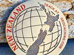 NZ 2018 Antique Gold VLE Geocoin