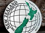 NZ 2018 Silver/Green LE Geocoin