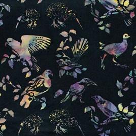 NZ Birds Bali - Midnight B238-128