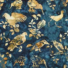 NZ Birds Bali - Prussian B238-169