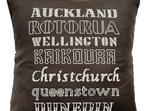 NZ bus blind cushion