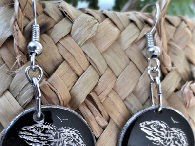 NZ Coin Earrings