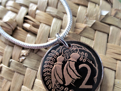 NZ Coin Necklaces