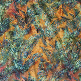 NZ Fern - Autum E246-66