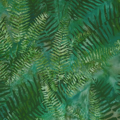 NZ Fern - Emerald