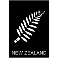 NZ Fern Fridge Magnet