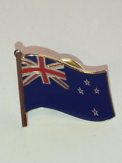 NZ Flag Pin