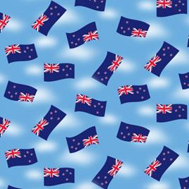 NZ Flag NT80310101
