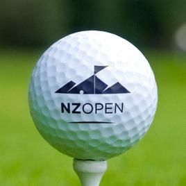 NZ Golf Open